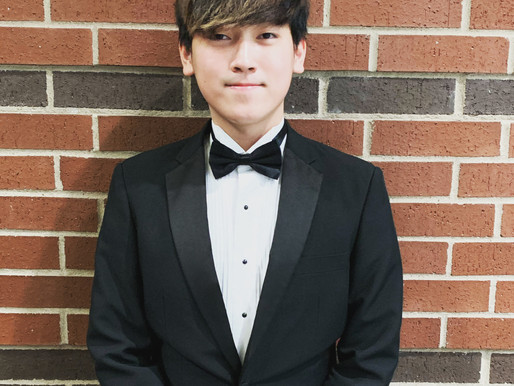 TMEA All State Band Member Feature