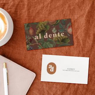 Al Dente Brand Identity