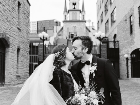 I Documented a Covid-19 Wedding