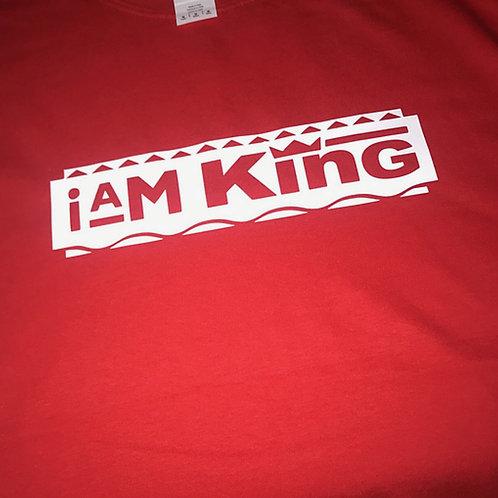 I Am King Crewneck