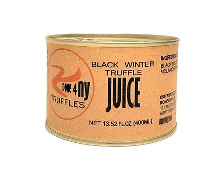 black winter truffle juice (400 ml)