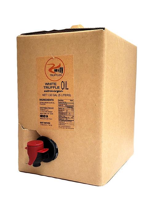 white truffle extra vergin olive oil (5L, 1.32G)