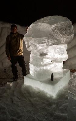 Jääkallo (Ice Skull)