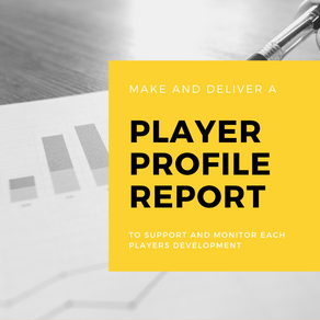 Player assessments - app to app