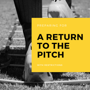 10 tips from coaches who have taken their first tentative steps back onto the training pitch