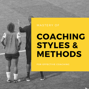 Effective Coaching Styles and Methods