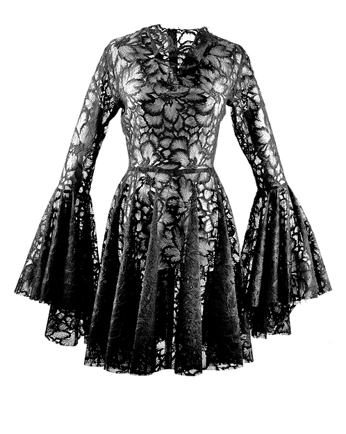 WICCA Dress lace