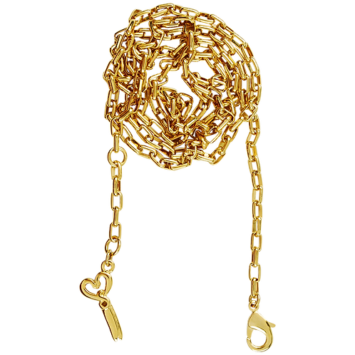 CHAIN 60+5 gold