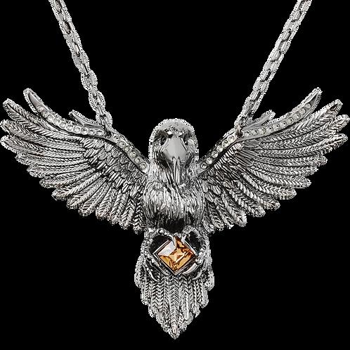 Raven Treasure Nacklace