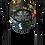 Thumbnail: FACEmask DARKflower