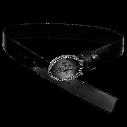 HERZBLUTgürtel leather-buckle
