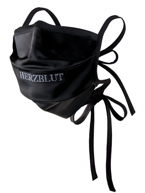 FACEmask BLACKpearl