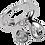 Thumbnail: LIQUID SILVER Ring