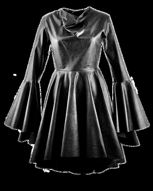 WICCA Dress leather