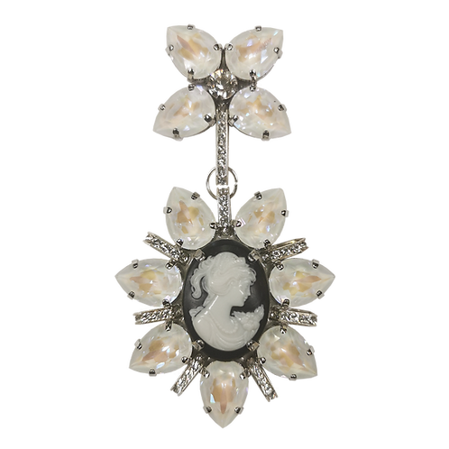 ROCK´n´ROYAL Brooch Chame