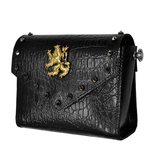 HERZBLUTbag royal gold