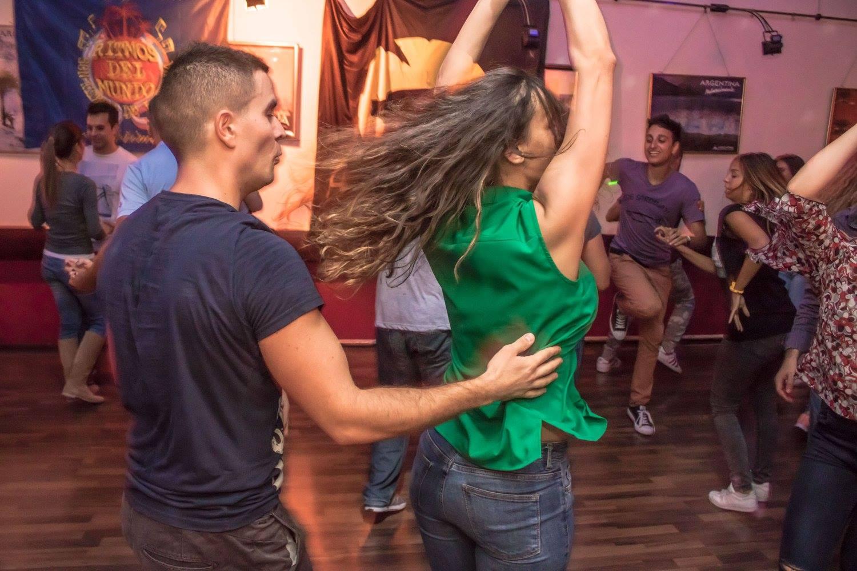 Salsa night @Teatar78
