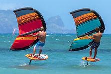 Cours de Wing, Maximum Kite, Marina Bas-du-Fort, Gosier, Guadeloupe