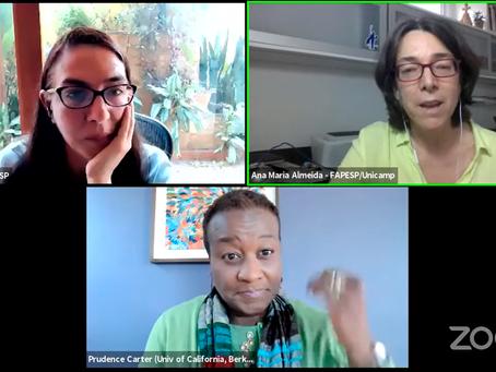 Vídeo de webinário sobre impacto da COVID-19 na educação ganha legenda em português