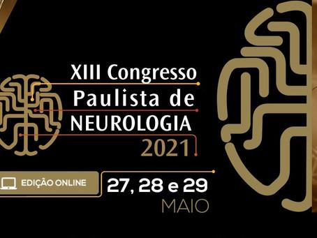 Congresso Paulista de Neurologia: inscrições gratuitas