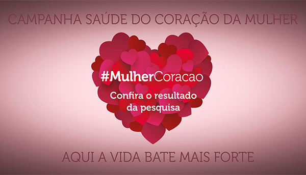 #MulherCoração