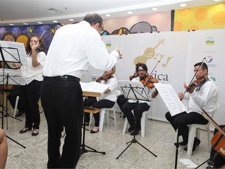 18/05: Hospital de Santo André recebe Música nos Hospitais pela 7ª vez