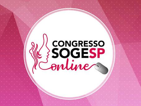 Congresso SOGESP 2020: novo formato e mesma qualidade