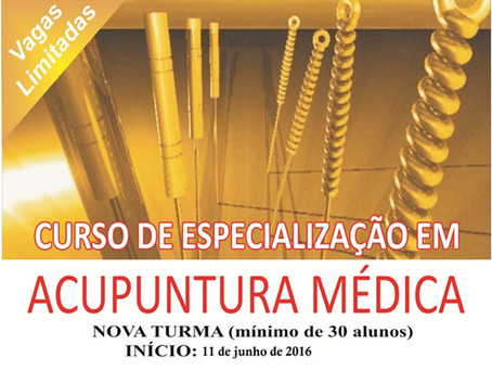 Ribeirão Preto oferece curso de especialização em Acupuntura médica