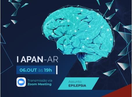 Epilepsia é foco em 1° Webinar da APAN-AR