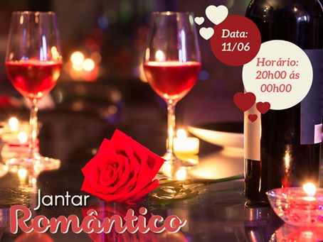 11/06: Jantar Romântico em Santos