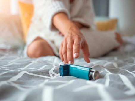 Asma e Vacinação COVID-19