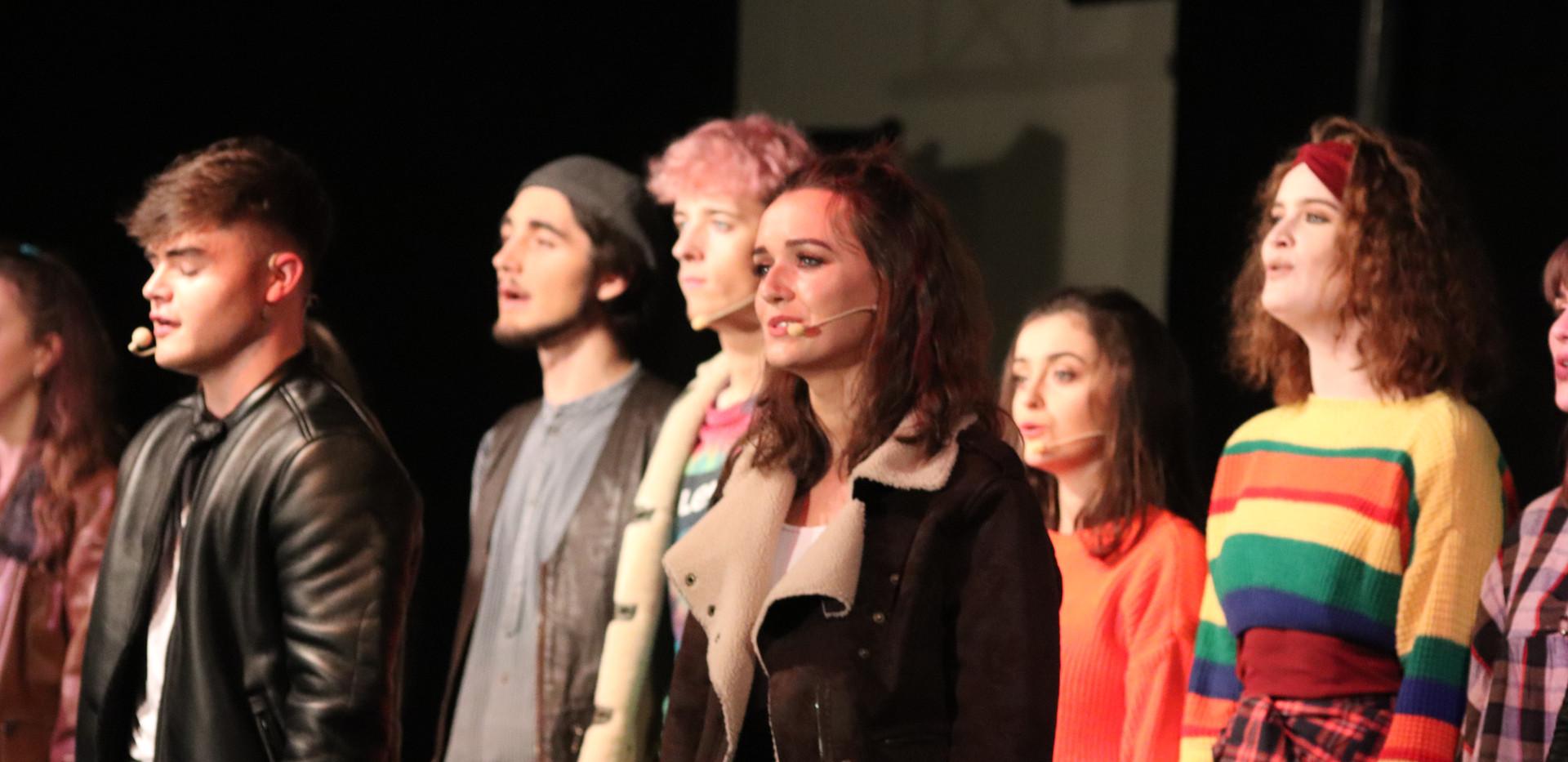Halls Musical 2018 - RENT
