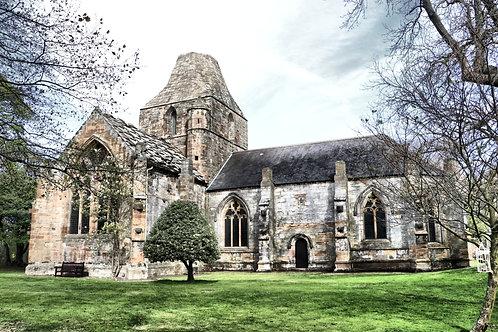 Seton Church, East Lothian