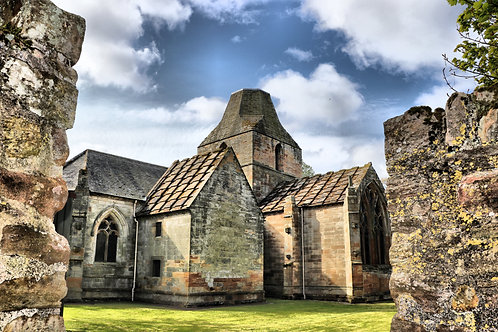 Seton Church, East Lothian