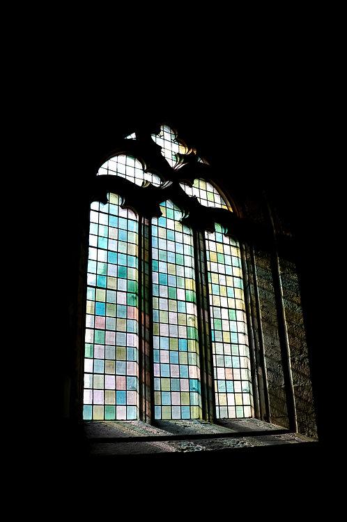 Sunlight Through a Church Window, Seton Church