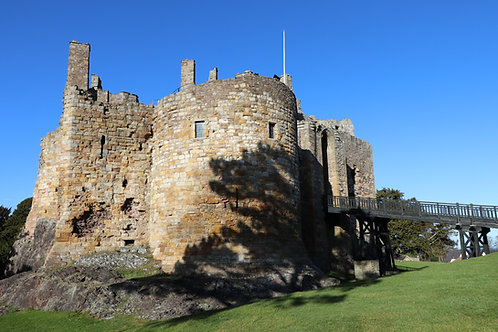 Dirleton Castle, East Lothian