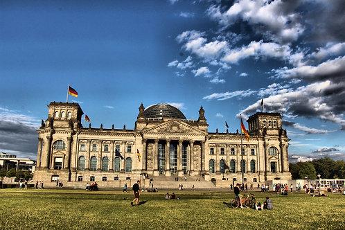 Reichstag Parliament, Berlin