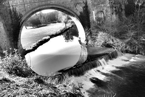 Montagu Bridge, Dalkeith