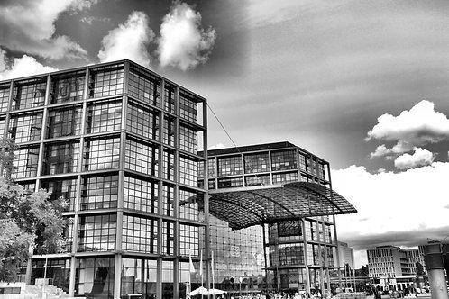 Hauptbahnhof Railway Station, Berlin