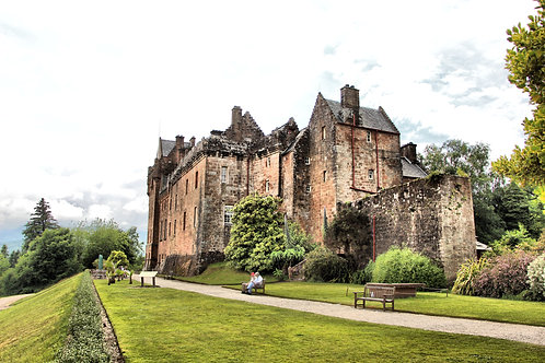 Brodick Castle, Arran