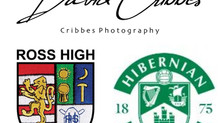 Hibs & Ross High Sponsorship Renewal