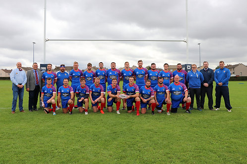 2018/19 Ross High R.F.C. Squad