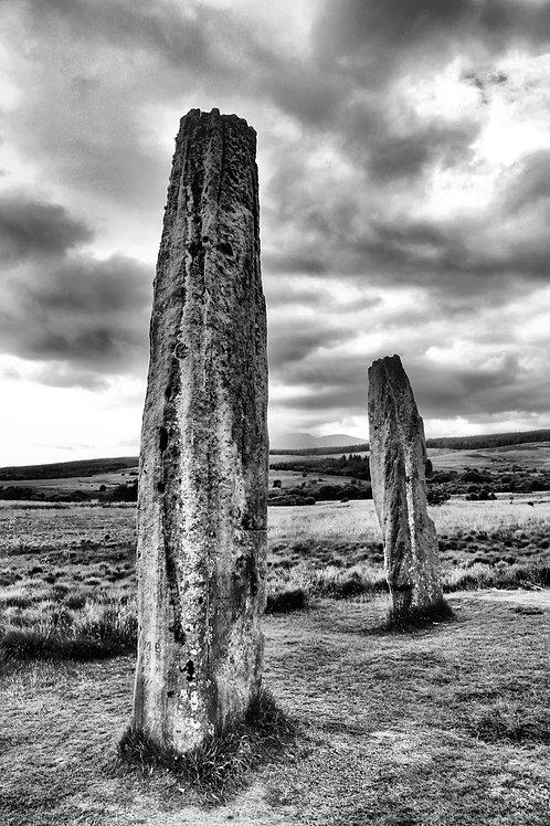 Standing Stones, Arran