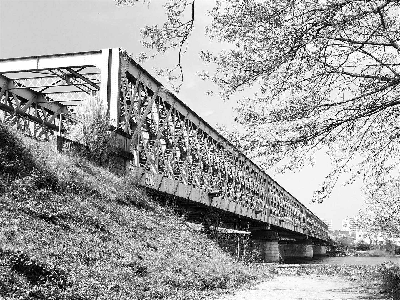 Pont Rousseau Rezé (44)