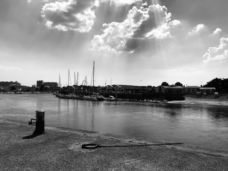 Port de St-Gilles Croix de Vie (85)