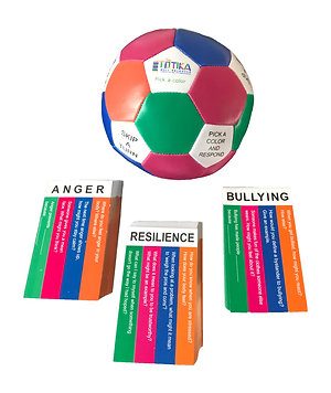 Totika Thumball & Resilience, Bullying & Anger Card Decks