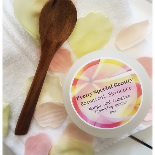 Mango and Camelia Cleansing Butter