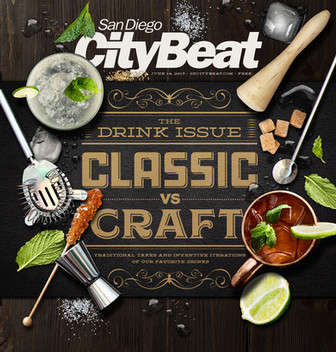 The Drink Issue: Classic vs. Craft Cocktails