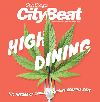 High Dining: Cannabis Cuisine