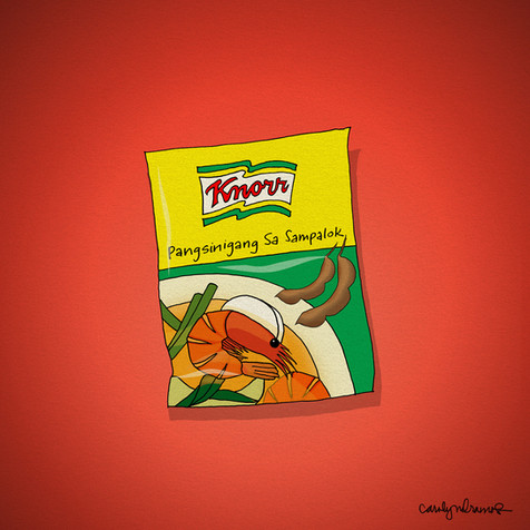 """""""The Sinigang Packet"""" for OVERSEAS"""